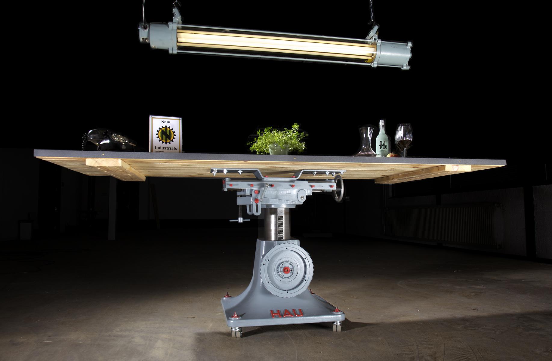 Industri le tafel xxl new industrialsnew industrials for Tafel hoogte