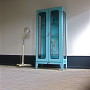 Industriële kast Ice Blue 1