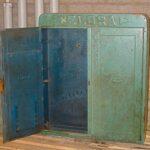Vintage kasten en opbergmeubelen