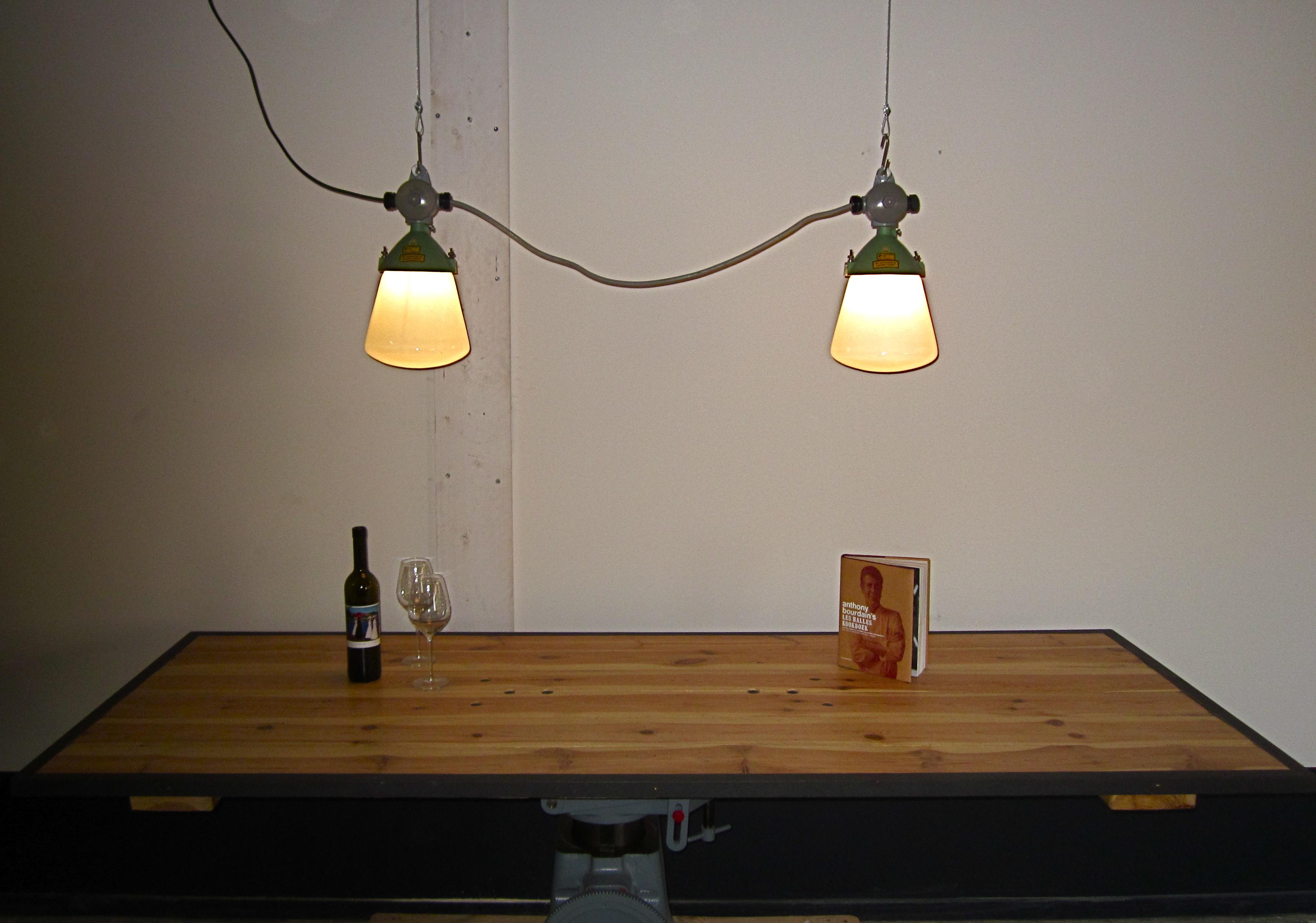 Hanglamp Meerdere Lampen : Art deco hanglamp industriële hanglamp new industrialsnew