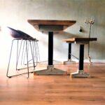 Industriële tafelpoten, industriële tafels, design tafel onderstel